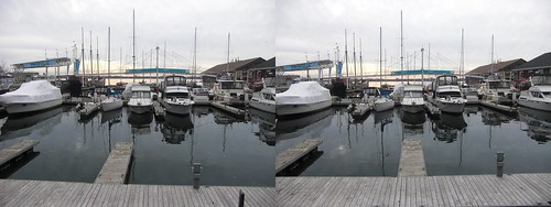 stereograph: Toronto Harbourfront | by hotate365