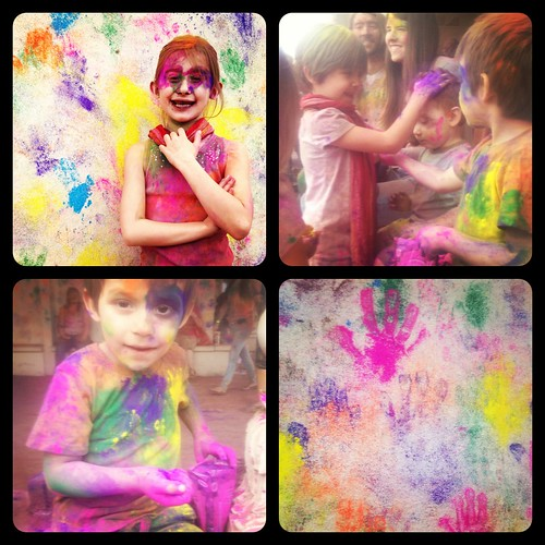 holi kids | by j.enica
