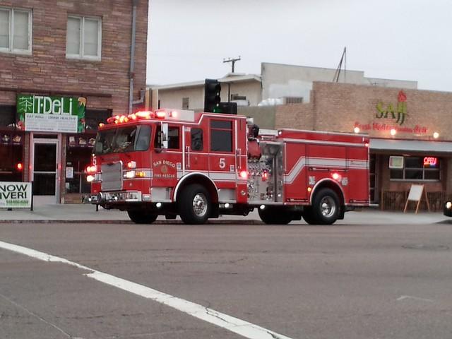 San Diego Fire Dept Flickr Photo Sharing