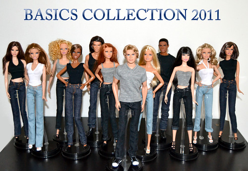 COLLECTION BARBIE BASICS JEANS 2011 | Flickr - Photo Sharing!