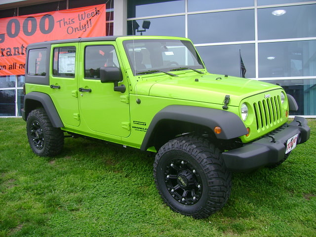 2012 jeep wrangler unlimited sport the color is called ge flickr. Cars Review. Best American Auto & Cars Review