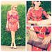 Zara Coral Dress