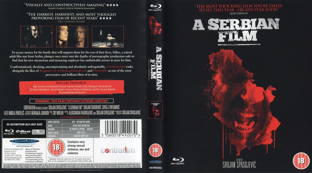 A serbian film 2010 srpski film full movie horror mystery thriller - 4 10