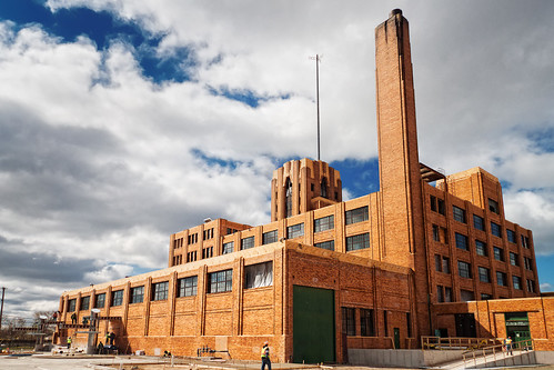 Michigan Bell and Western Electric Warehouse | by mgsmith