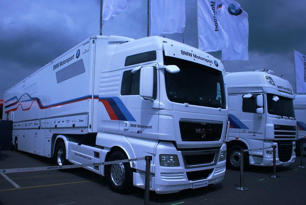 Man Truck Bmw Motorsport Supermac1961 Flickr