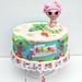 Lalaloopsy Cake - Blossom Flowerpot