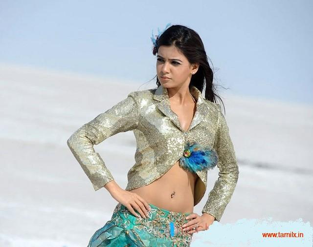 Samantha Navel In Seema Raja Hd: Actress-samantha-hot-wallpapers-hd-latest-photo-navel-pics