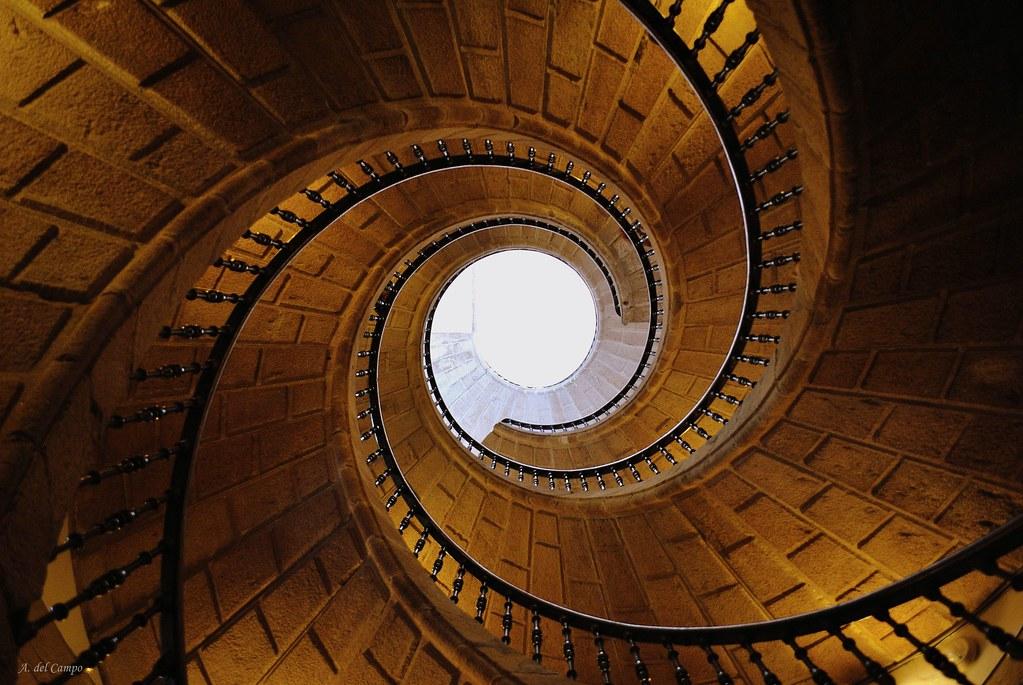 Escalera de caracol www for Escaleras caracol sodimac