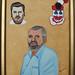 John Wayne Gacy - Self Portrait