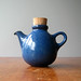 Heath Small Teapot in Moonstone