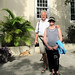 1)   -in front of Ernest Hemingway's home in Cuba - IMG_2070