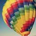 Balloon ride in Napa
