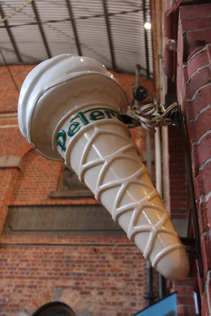 peters ice cream factory grafton - photo#21