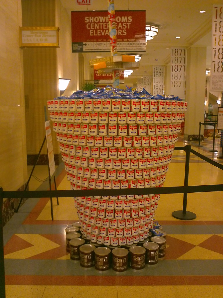 Canned Food Drive Slogans