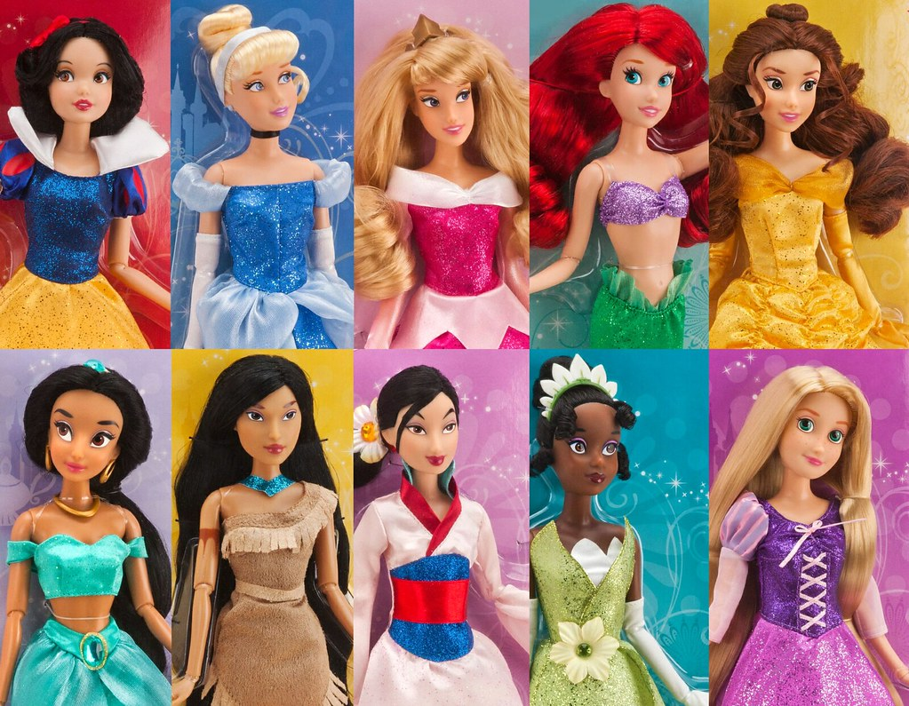 2013 Disney Store Princess