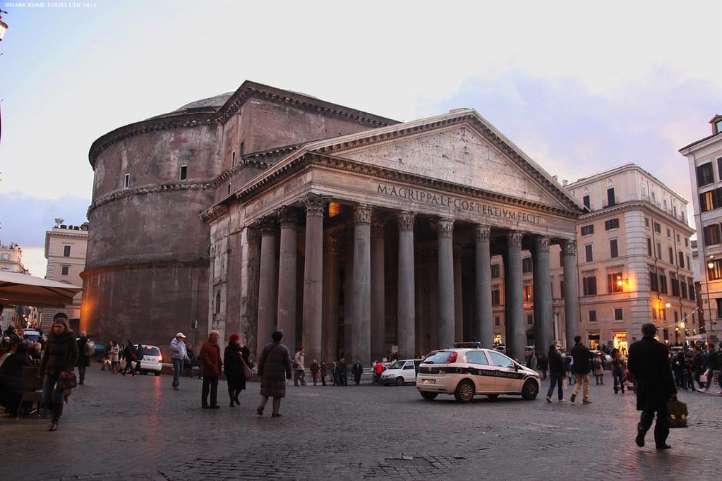 Dark Rome Tours Promotional Code