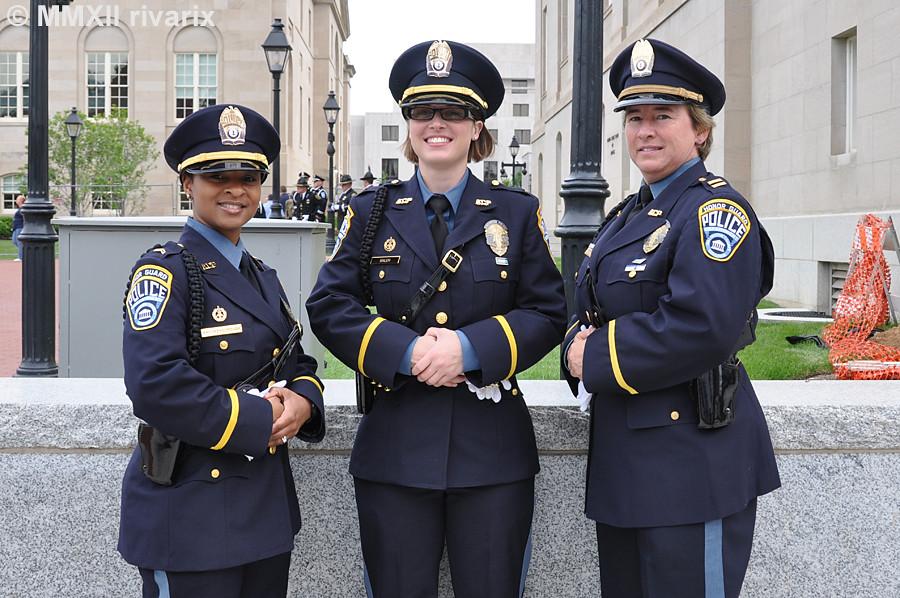 084 National Police Week Arlington County Police Va