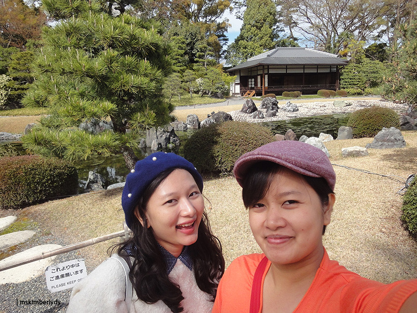Japan 2016: Day 2 Seiryu-en Garden