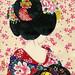Sakura Fubuki - Shower of Cherry Blossoms 1940s