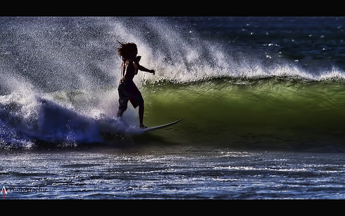 Life is surfing | by beluga 7