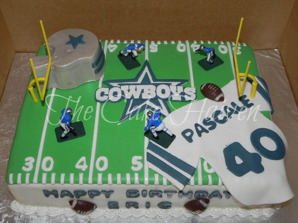 Dallas Cowboys Cake Pan