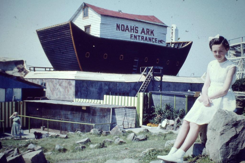 Southport Pleasureland | The Noahs Ark ride at Southports ...