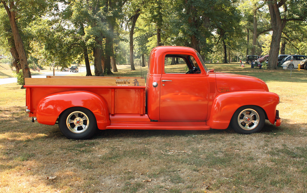 1948 chevrolet 3600 3 4 ton pickup truck rod 3 of 7 flickr. Black Bedroom Furniture Sets. Home Design Ideas