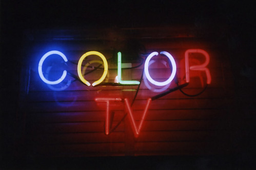 Color TV | by Nick Leonard