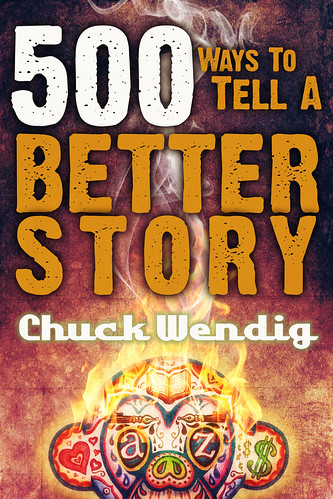 500 Ways To Tell A Better Story | by curious_spider