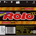 UK - Nestle - Rolo Bar - NEW - chocolate candy bar wrapper - 1995