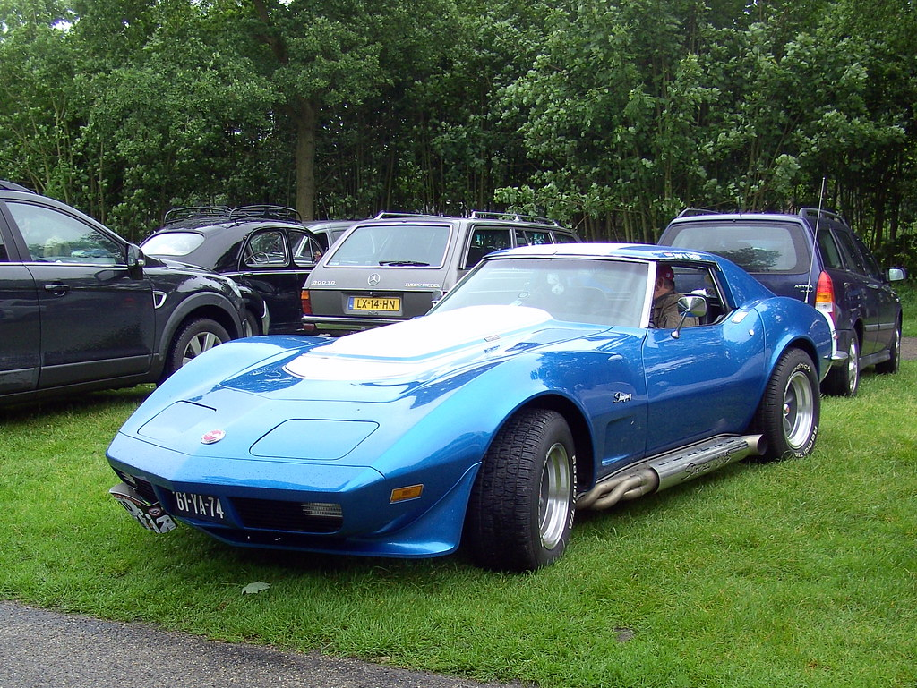 1973 chevrolet corvette stingray david van mill flickr. Cars Review. Best American Auto & Cars Review