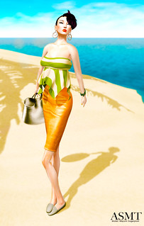 ASMT STYLE / JUNE 18 2012 / SUMMER CHIC BY MAYUMI | by Asymetriques