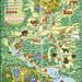 Parc Omega Map (front)