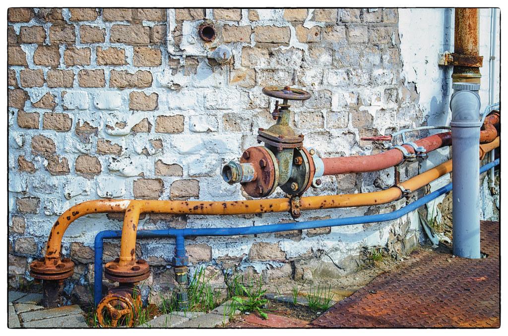 Hausinstallation Norderwerft Raw Flickr