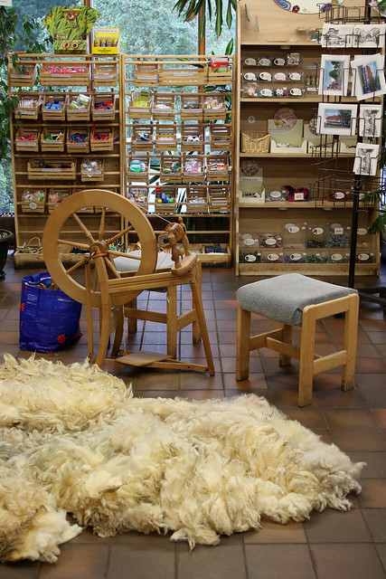 Back to Back Challenge Birmingham Guild of Weavers, Spinners & Dyers at Lickey Hills Visitors Centre