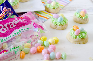 Easter Nest Sugar Cookies 6 | by Seeded at the Table