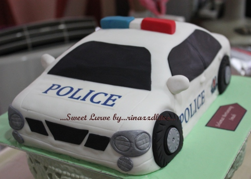 police car cake To order email rinazzdlites@gmail.com OR ...