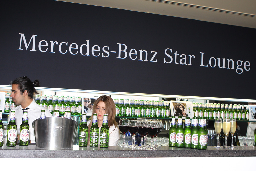 Mercedes benz star lounge collette dinnagan award for Mercedes benz jobs alabama