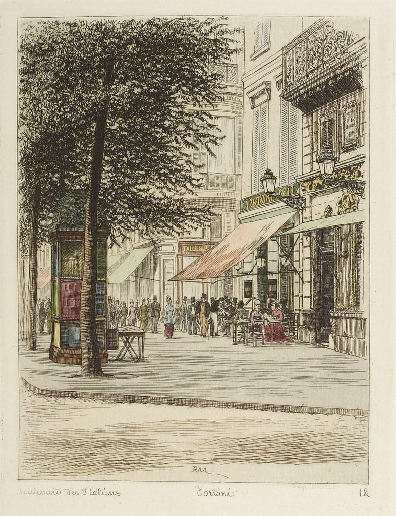 Cafe Maurice La Cienega