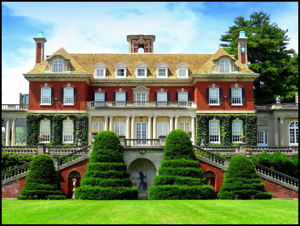 Old Westbury Gardens And House Old Westbury Gardens And