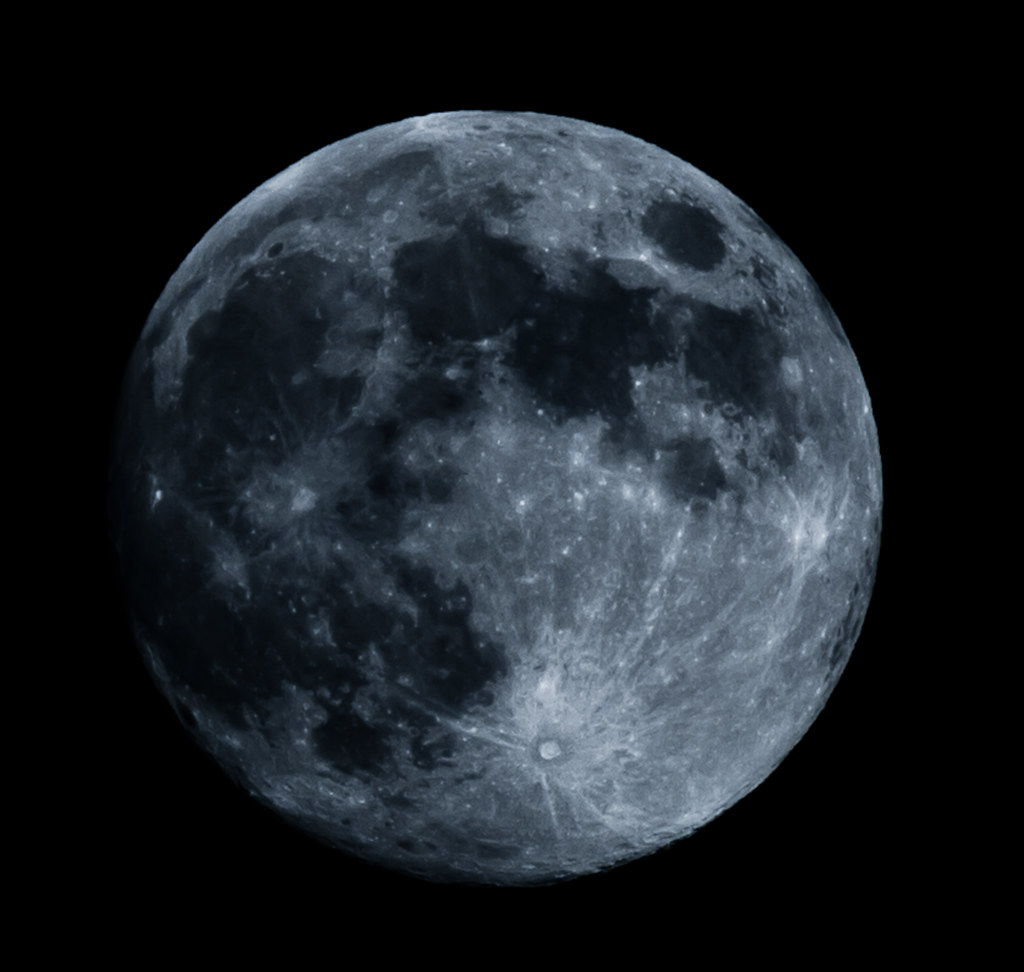 Lunar phase today is Full Moon. | The moon is growing ...
