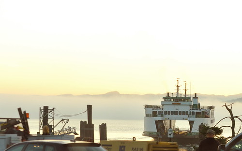 Anacortes sunrise | by greenclogs