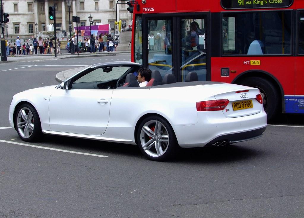 Audi S5 V6t Quattro 2010 Audi S5 V6t Quattro Convertible
