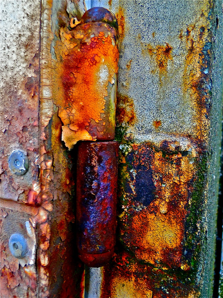 Texture Scouting Trust The Rust If You Fancy My