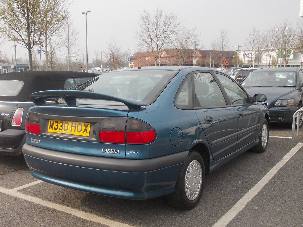 1994 renault laguna rxe 2 0 auto here we have a mk1 laguna flickr. Black Bedroom Furniture Sets. Home Design Ideas