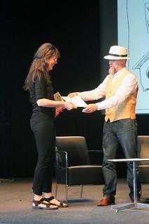 Sara Olausson och Fredrik Strömberg.