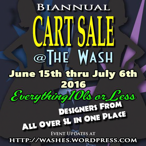 The Cart Sale