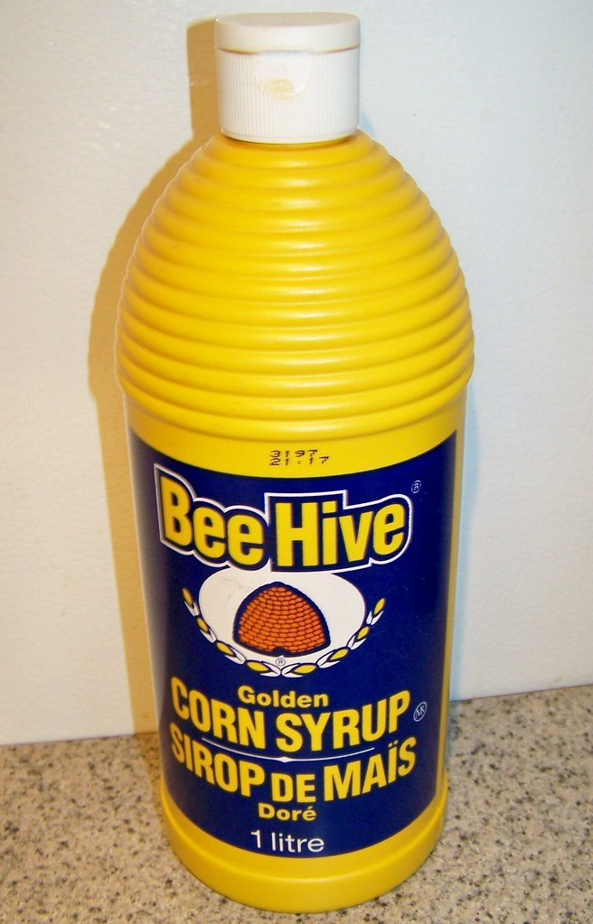 Bee Hive Golden Corn Syrup bottle | They don't seem to ...