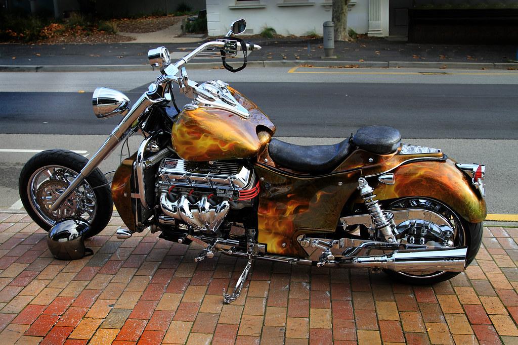 Boss Hoss Custom Big Block Chev 540ci 9000cc Boss
