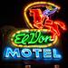 El Don Motel, Albuquerque - sRGB  Color Space version